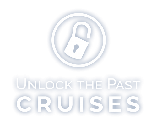 Unlock the Past Cruises logo