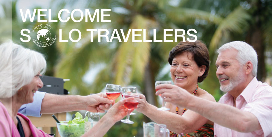 Welcome Solo Travellers
