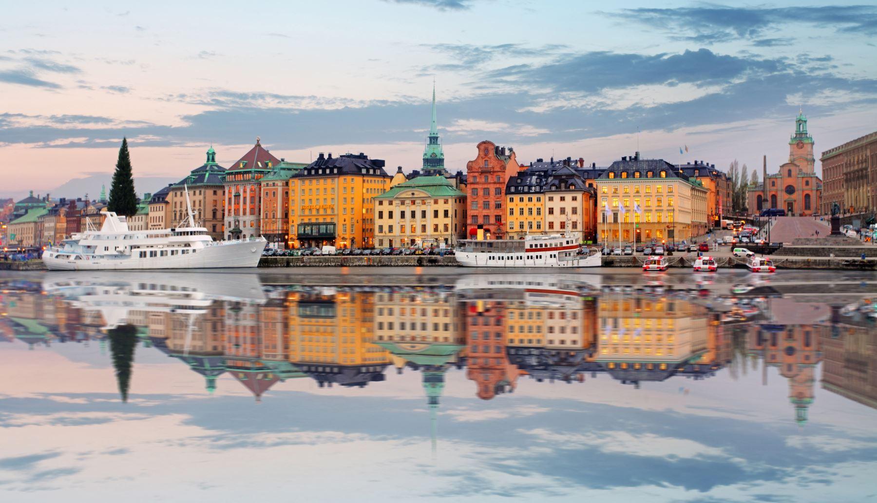 Stockholm Sverige Phil Hoffmann Travel