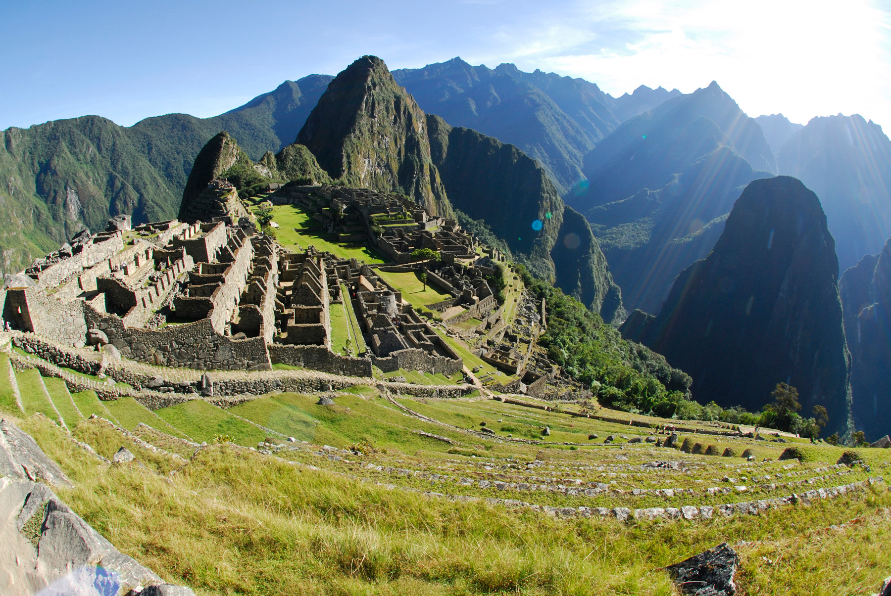 A Journey to Exotic South America